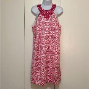 INC International Concepts Pink Halter Dress